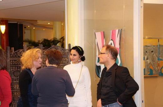 im Gespräch mit Frau Prof. Dr. Susanne Marschall