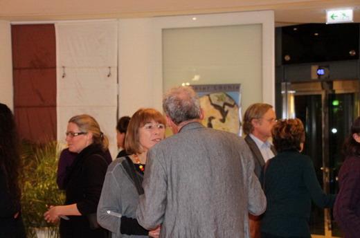 Künstler Dieter Löchle meets Künstlerin Margarete Luchtin