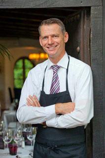 Küchenchef Ewald Fichthaler